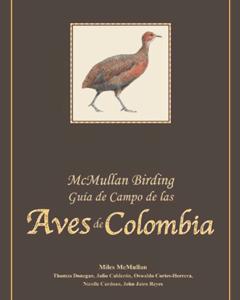 Guía de Campo de las Aves de Colombia